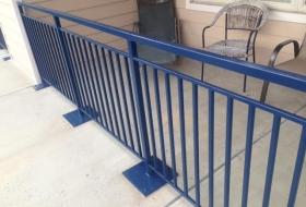 metal-banisters