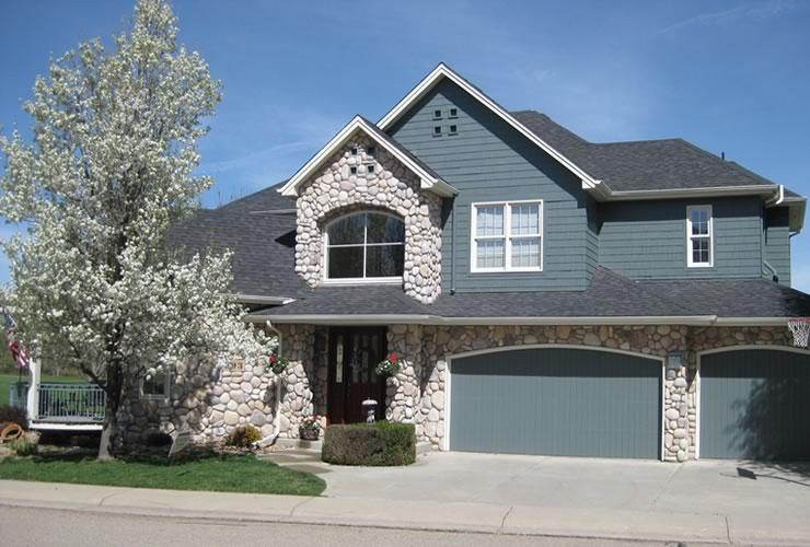 Photo gallery exterior painting prep rite coatings contracting - Exterior house painting colorado springs decor ...