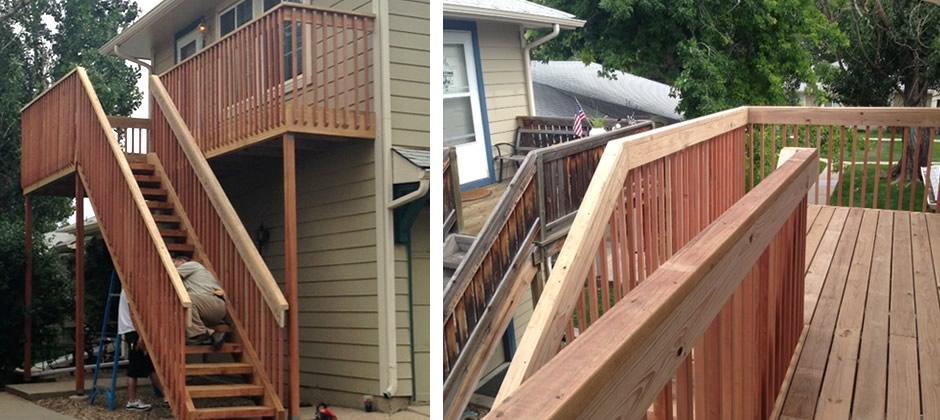 Photo Gallery Staining Decks Amp Fences Prep Rite